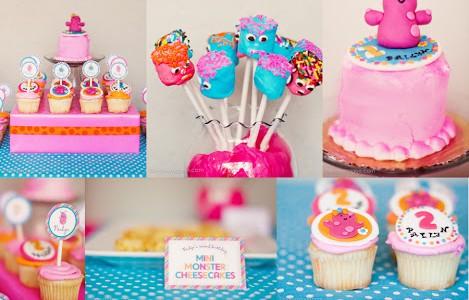 girly-monster-birthday-party