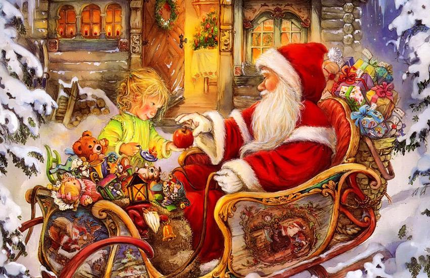 Copy-of-santa-claus-giving-an-apple