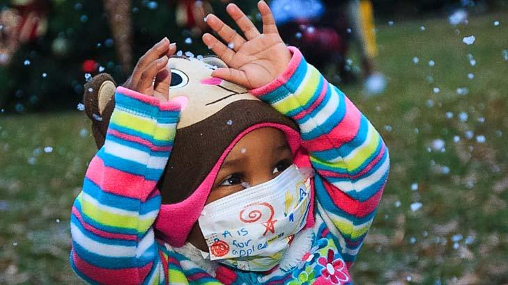 Image by Paul Abell, via abcnews.go.com