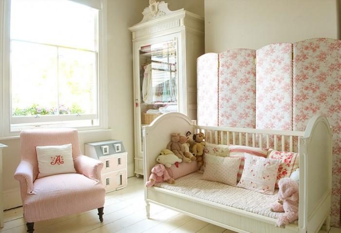 baby-nursery-neutral-nursery-room-with-pink-accents-creative-nursery-girls-bedroom