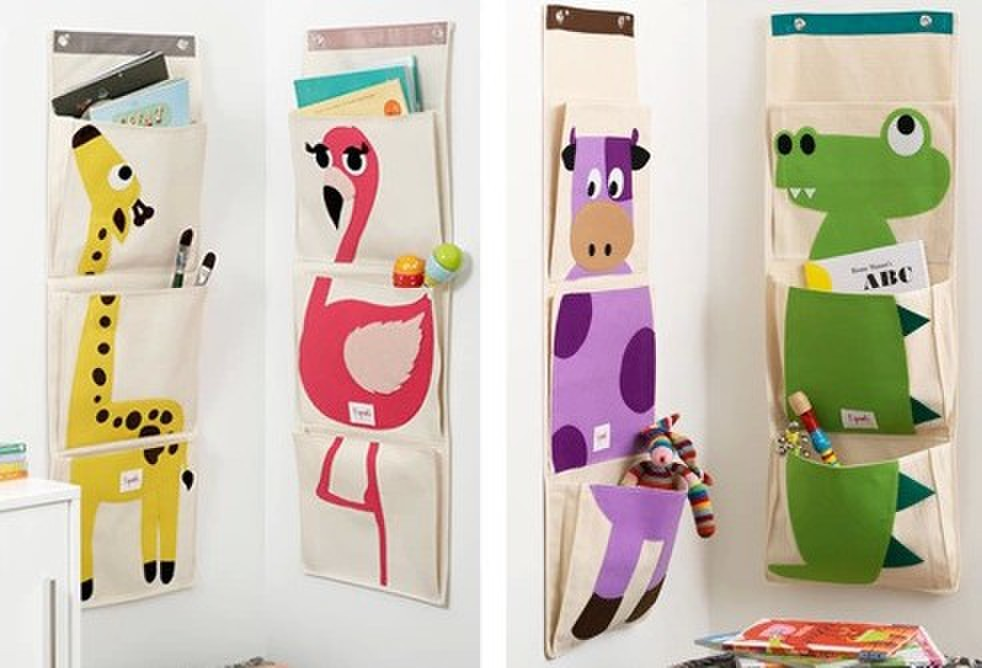 3-sprout-cute-animal-zoo-baby-KIDS-STORAGE-Toys-Books-font-b-hanging-b-font-font