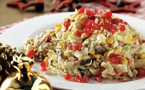Xristougeniatiki-salata