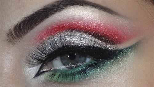 Creative-Christmas-Party-Or-Fantasy-Eye-Make-Up-Ideas-Looks-X-mas-Eyeshadows-6