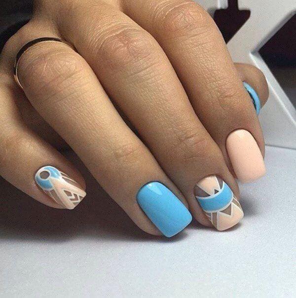 26f24ee36486145f52e7faf28cef8c7b--spring-nails-summer-nails