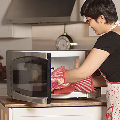 Microwave Cooking Pic