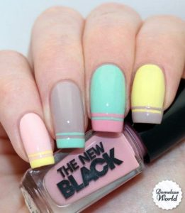 Most-Stylish-Spring-Summer-Nail-Ideas-2017-For-Girls-18