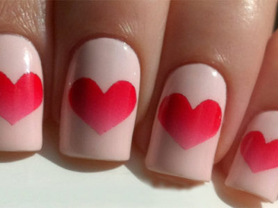 cute-Valentines-Day-Heart-Nail-Art-Ideas-2017