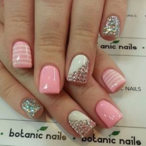 latest-80-simple-nail-art-designs-for-short-nails-2015