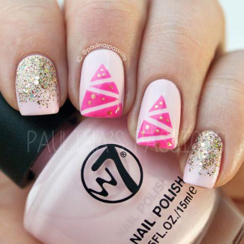 18-Easy-Cute-Christmas-Nail-Art-Designs-Ideas-Trends-2015-Xmas-Nails-2
