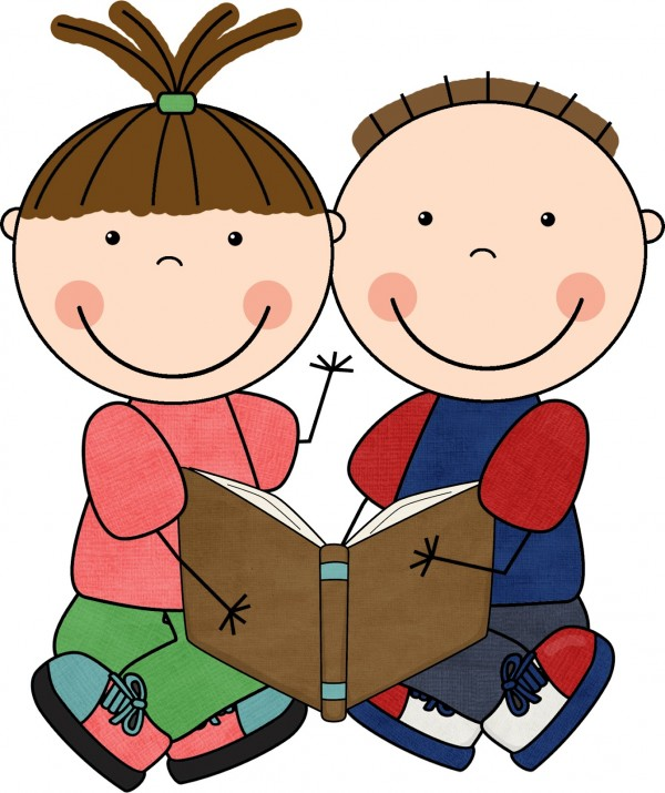 free-clip-art-children-reading-books-600x715