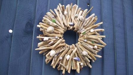 drftwood wreath