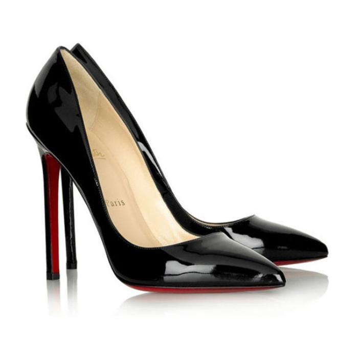 Christian-Louboutin-Black-120-Patent-Leather-Pumps-cl438319