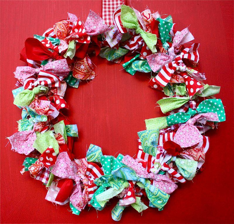 Fabric_Wreath