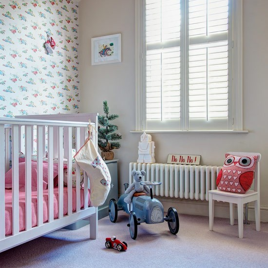 Nursery---Christmas---neutral---Ideal-home