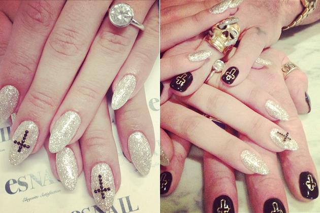 Kelly-Osbourne-Ozzy-Osbourne-Manicure