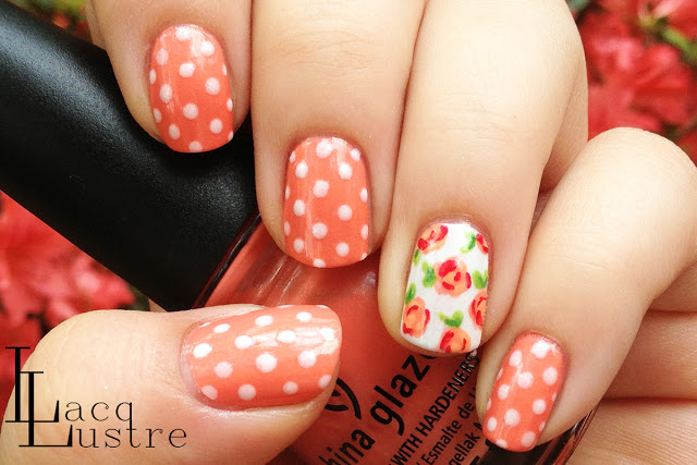 floral nails 4