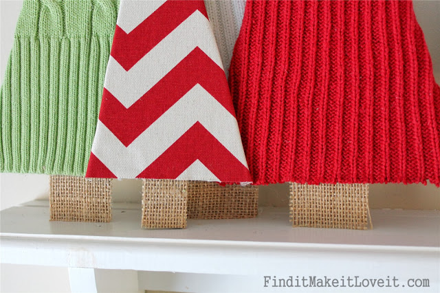 Sweater Trees (cardboard) (5)