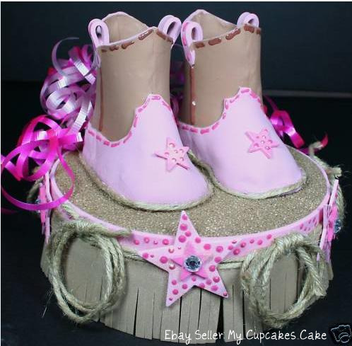 cowgirl-birthday-cake-topper