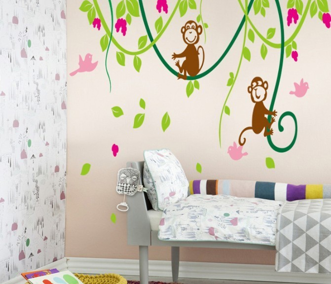 monkey_climb_on_the_vine_nursery_wall_decal_1