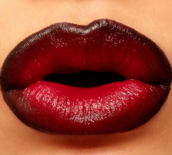 ombre-lip