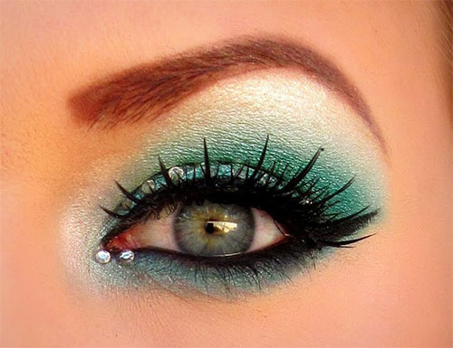 Creative-Christmas-Party-Or-Fantasy-Eye-Make-Up-Ideas-Looks-X-mas-Eyeshadows-5