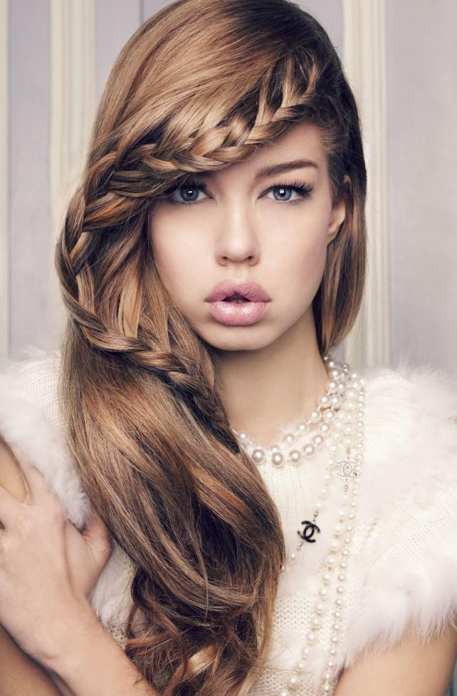 Latest-Eid-ul-Adha-Party-Hairstyle-2014-15-For-Modern-Women's-8