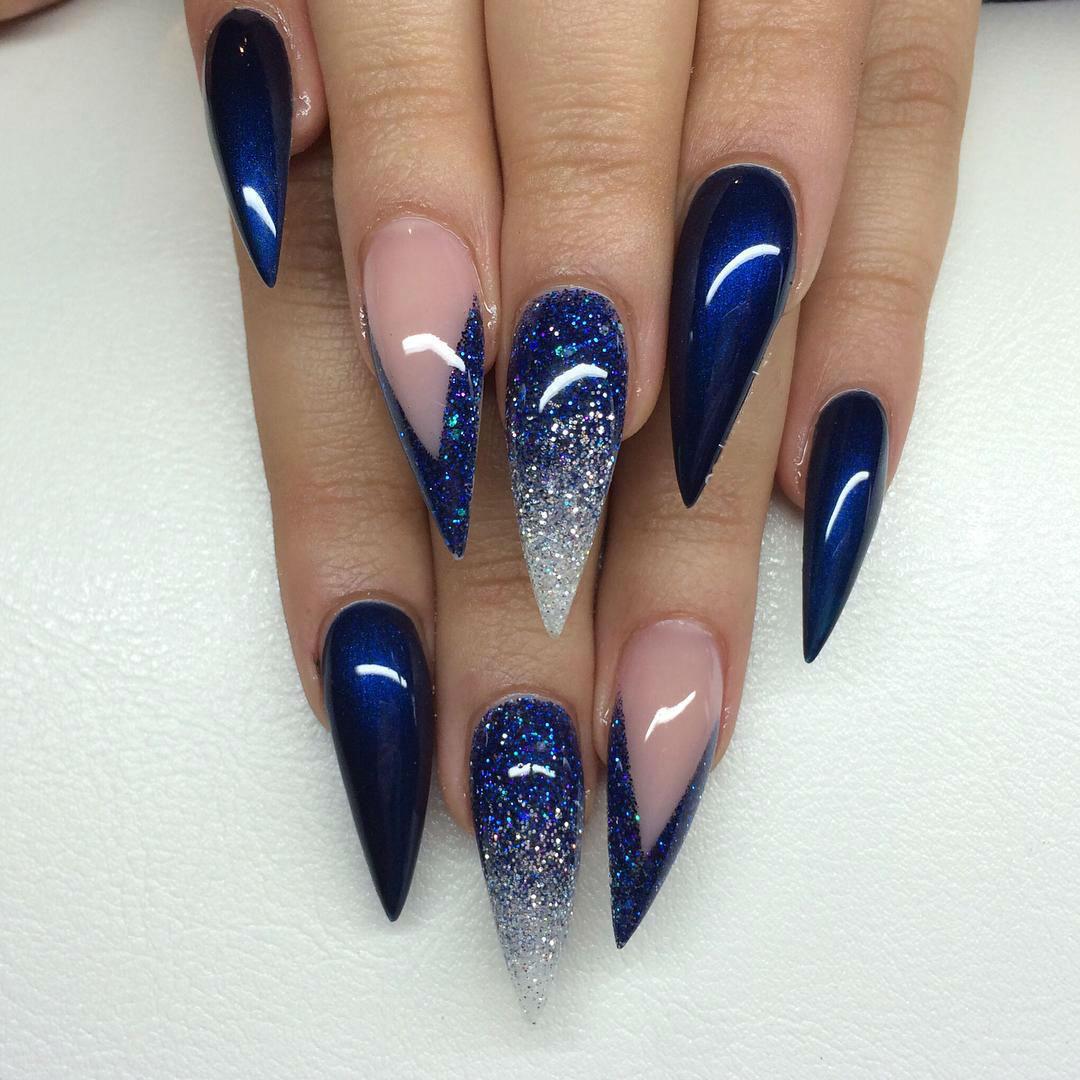 21-midnight-blue-acrylic-nails