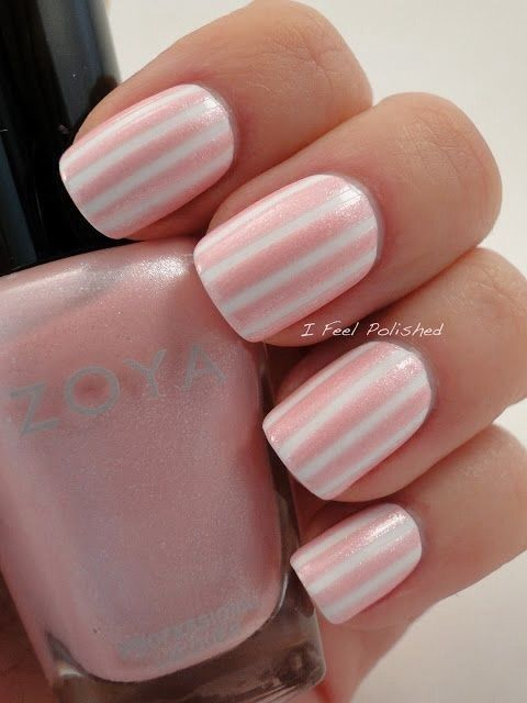 235679-Pink-And-White-Stripe-Nails