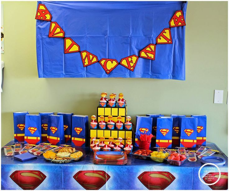 http://www.partideas.com/superman-party-ideas/