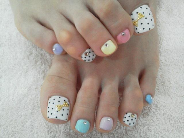 toe-nail-art-design-ideas